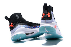 Women's UA Curry 4 Basketball Boots Size:36-39