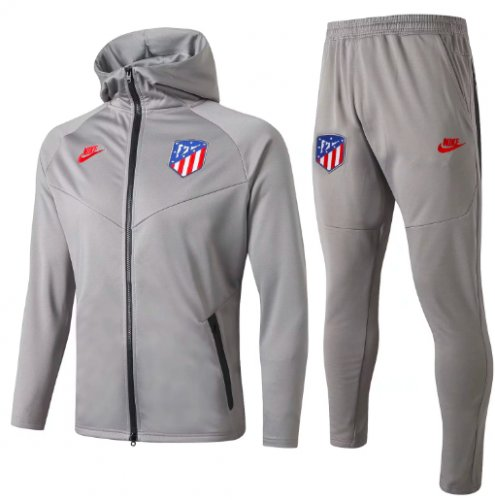 Atletico Madrid 19/20 Hoodie and Pants - #F232