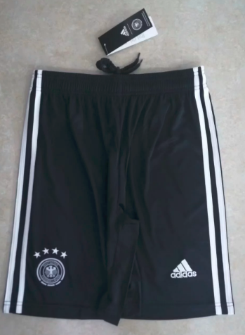 Thai Version Germany 2020 Home Soccer Shorts