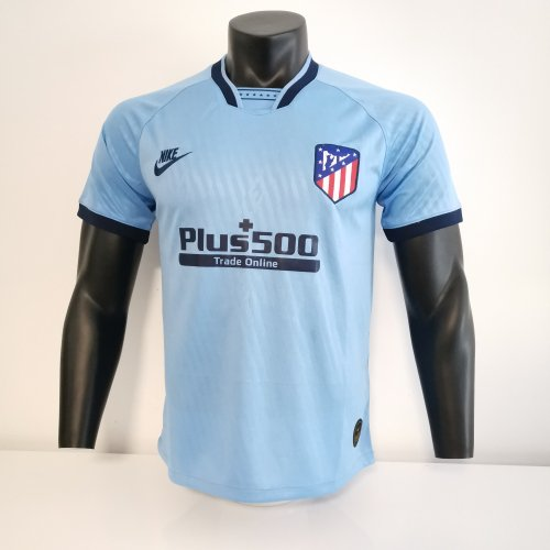 Thai Version Atletico Madrid 19/20 Third Soccer Jersey by shootjerseys