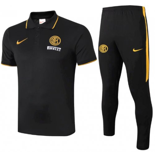Inter Milan 19/20 Polo and Pants - #C379