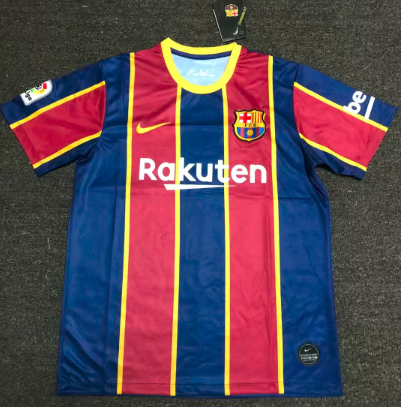Thai Version Barcelona 19/20 Training Jersey - 010