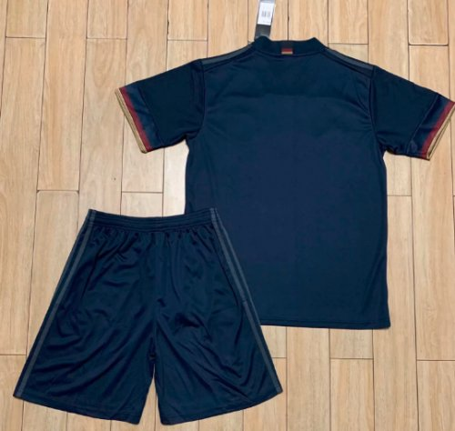 Germany 2020 Away Soccer Jersey and Short Kit