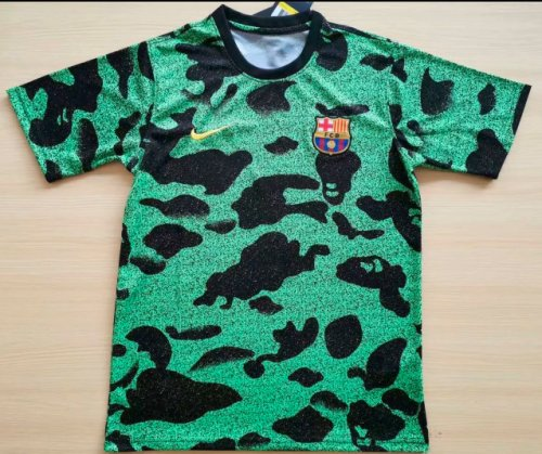 Thai Version Barcelona 19/20 Training Jersey - 011