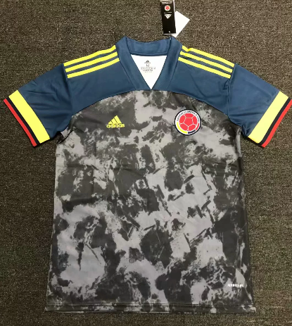 Thai Version Colombia 2020 Soccer Jersey
