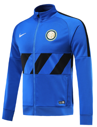 Inter Milan 19/20 Training Jacket - Blue
