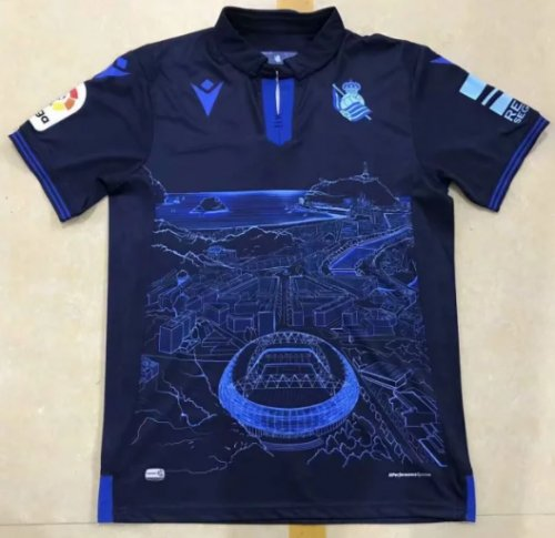 Thai Version Real Sociedad 19/20 Soccer Jersey