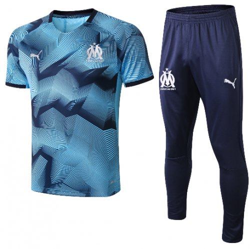 Olympique Marseille 19/20 Training and Pants - #D265