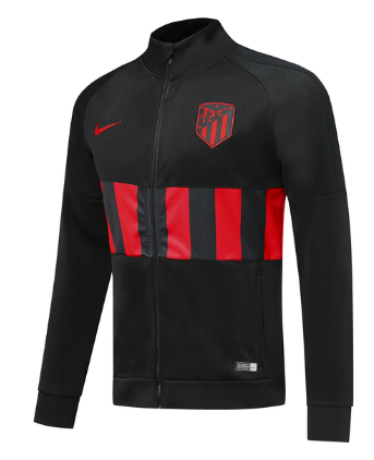 Atletico Madrid 19/20 Training Jacket - Black