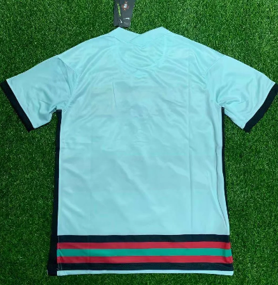 Thai Version Portugal 2020 Away Soccer Jersey