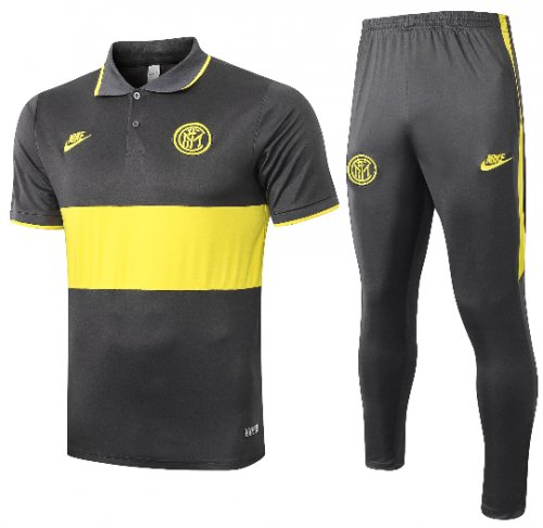 Inter Milan 19/20 Polo and Pants - #C390
