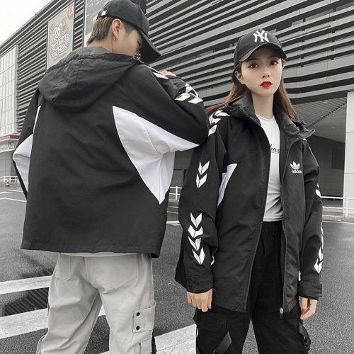 Sports Brand Wind Breaker 2020 Spring 1178