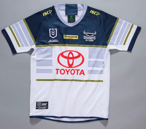 Cowboy 2020 Home Rugby Jersey