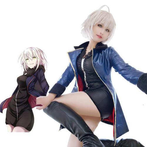 FGO Fate Grand Order Cosplay Costumes  Jeanne d'Arc Full Sets