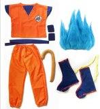 Dragon Ball Z Goku Suit Cosplay Costumes