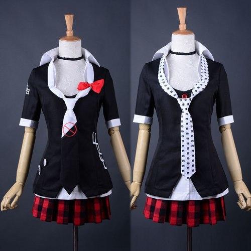 Danganronpa Cosplay Junko Enoshima Emboitement Cosplay Costume