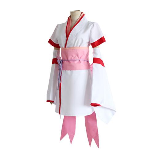 Re: Zero Ram Rem Kimono Cosplay Costume