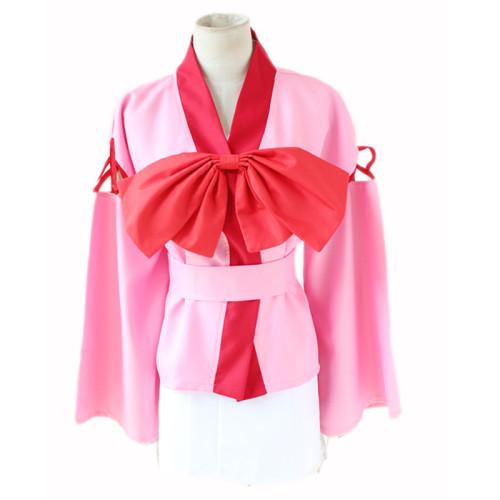Anime No Game No Life Hatsuse Izuna Cosplay Costume Kimono