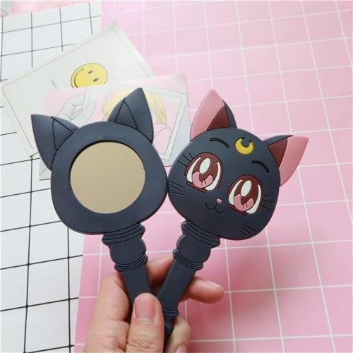 Anime Sailor Moon Portable Makeup Mirror