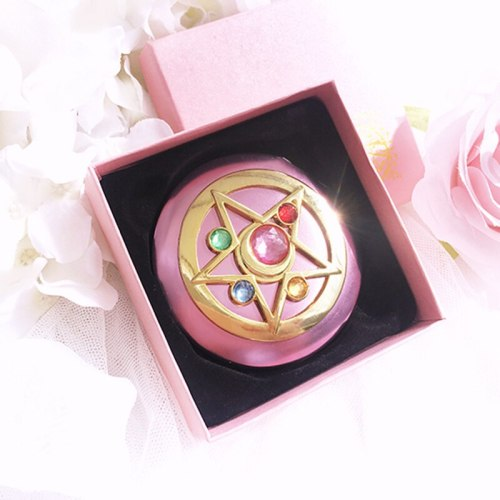 Sailor Moon Moonlight Memory Series Crystal Star Mirror Case Cosmetic Mirror