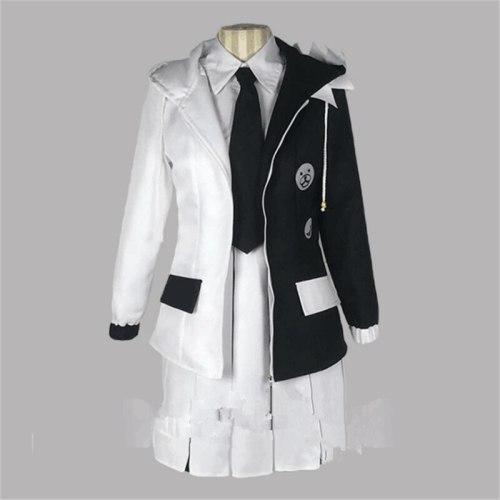 Danganronpa Black and White Bear Monokuma Cosplay Outfits