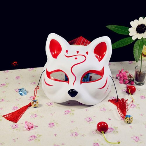 Japanese Fox Masks Cat Anime Cosplay The Light Of The Fireflies Forest Natsume Yuujinchou