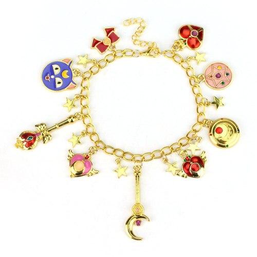 Sailor Moon Cute Bracelet Cosplay Accessories