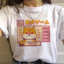 Kawaii Cute Shiba Inu Doge T-shirt