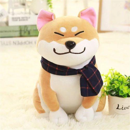 Cute Doge Shiba Inu Dog Doll Toy Plush 25cm