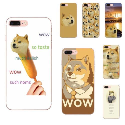 Brushwood Doge Shiba Inu For Galaxy Phone Case Silicone