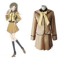 Kamisama Love Costume Momozono Nanami Cosplay Uniform