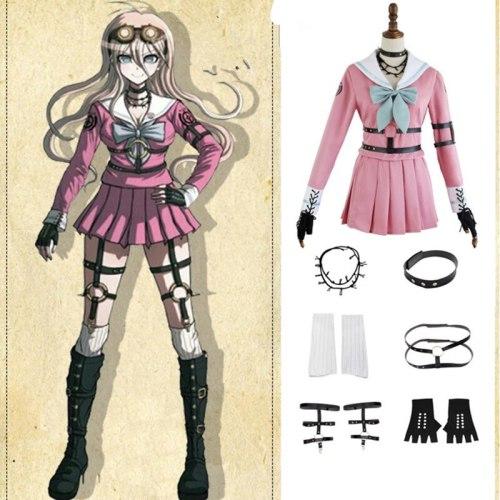 Danganronpa V3: Killing Harmony Iruma Miu Rabbit Uniform