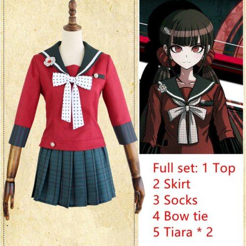 Danganronpa V3: Killing Harmony Harukawa Maki Sailor Suit