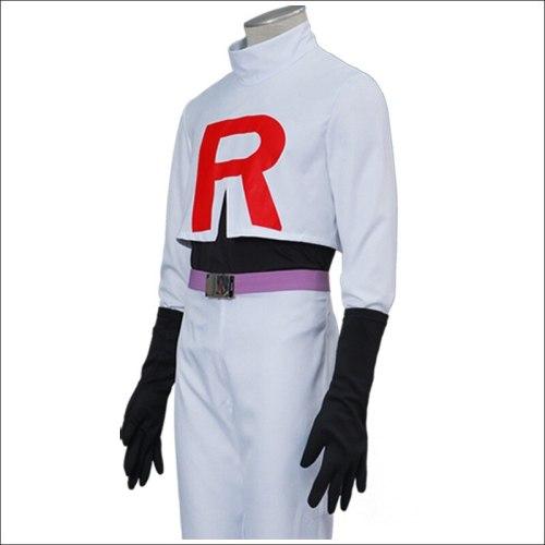 Pokemon Rocket Team Uniform Set