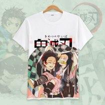 Demon Slayer: Kimetsu no Yaiba Rengoku Kyoujurou T-shirt