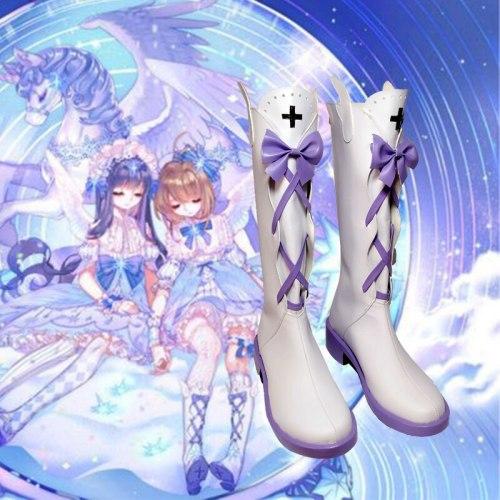 Card Captor KINOMOTO SAKURA Shoes