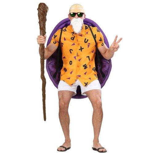 Dragon Ball Super Master Roshi Cosplay Costume