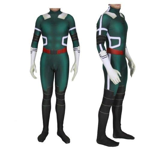 My Hero Academia Jumpsuits Cosplay Costume