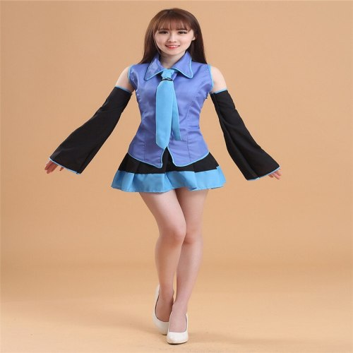 Hatsune Miku Cosplay Costumes Maid outfit