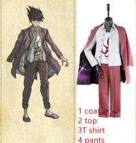 Danganronpa V3 Killing Harmony Kaito Momota Costume