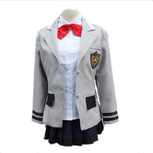 Tokyo Ghoul Costume Touka Kirishima Uniform