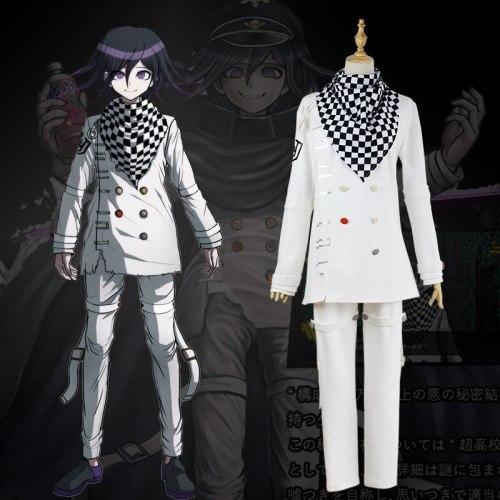 Danganronpa V3 Uniform Cloak