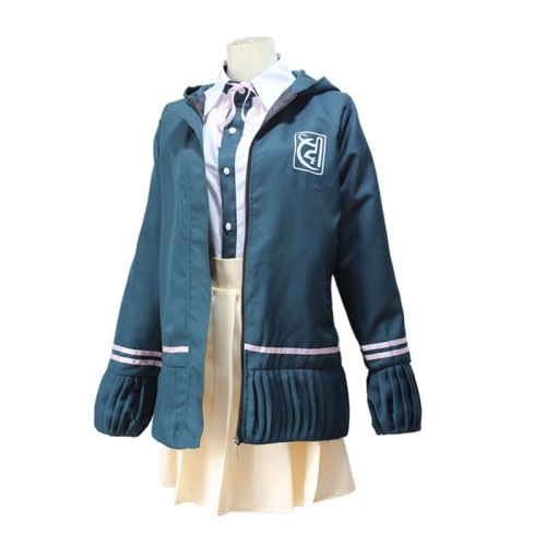 Nanami ChiaKi Costume Danganronpa 2 Sailor Suit
