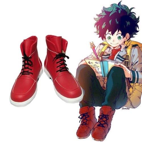 Boku No Hero Academia Shoes