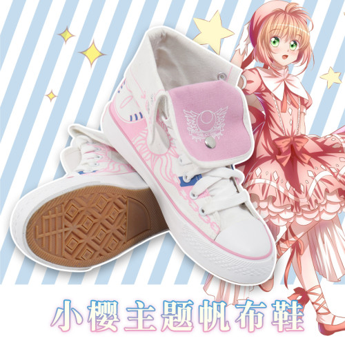 Card Captor SAKURA KINOMOTO SAKURA Shoes