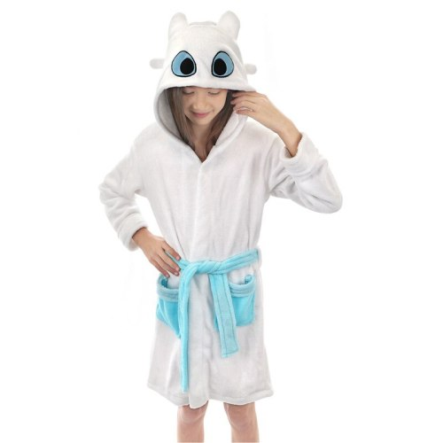 How To Train Your Dragon Light Fury Pajamas