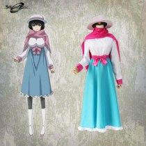 Game Steins;Gate Costumes Shiina Mayuri Full Set