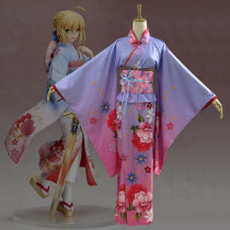 Fate/Apocrypha Aniplex Saber Ver Cherry Blossoms Kimono