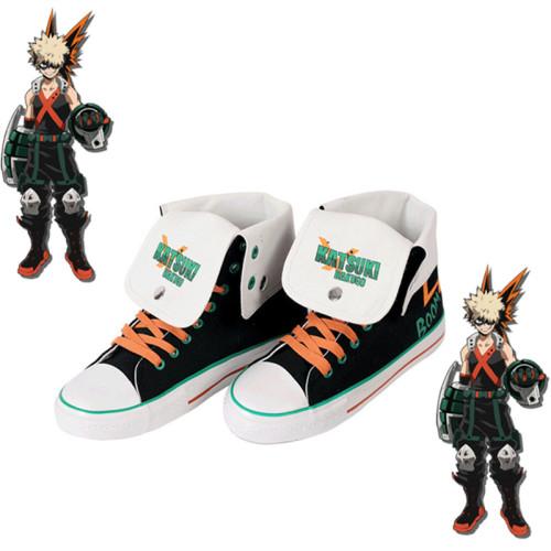 My Hero Academia Bakugou Katsuki Shoes