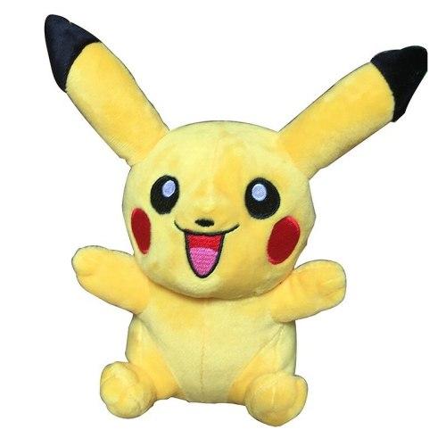 Pokemon Pikachu Eevee Soft Baby Toys